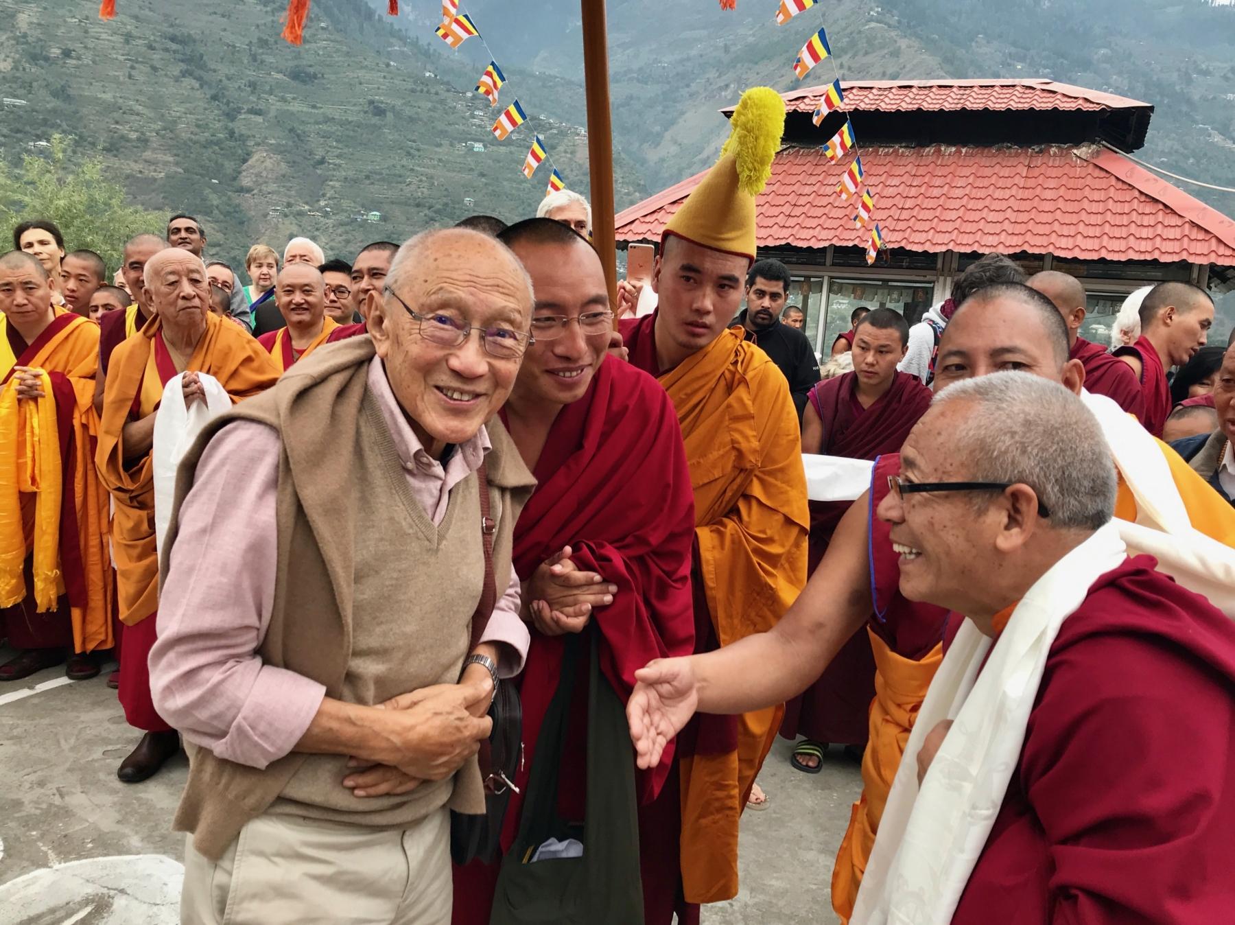 eerwaarde Dagpo Rinpochee